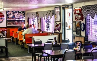 Raceway Grill - dining area 1