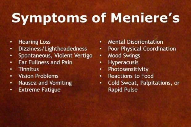 menieres-disease symptoms
