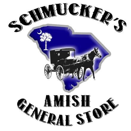 schmucker's amish general store logo