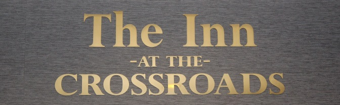 inn at crossroads sign